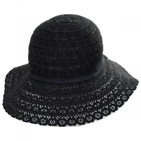 Lace Fabric Sun Hat