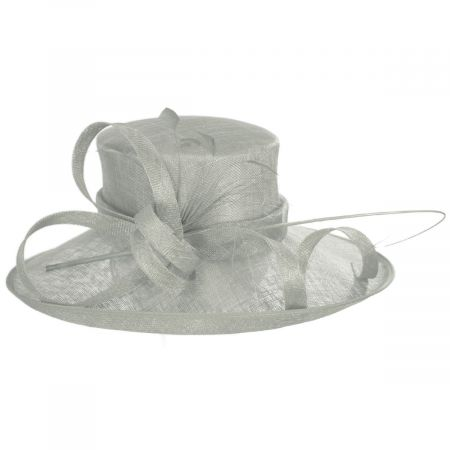 Seregenti Sinamay Straw Dress Hat alternate view 9