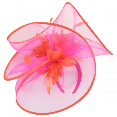 Kentucky Derby Bellafina Crinoline Fascinator Headband