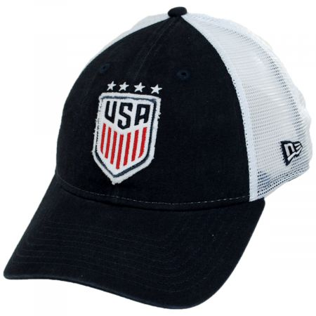 New Era Team Truckered USWNST 9Fifty Snapback Baseball Cap
