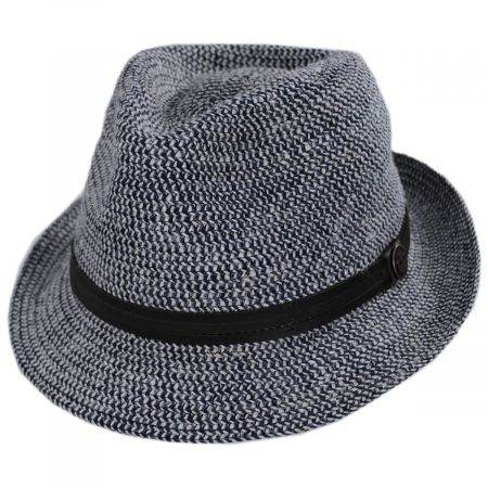 Laying Low Hemp and Cotton Fedora Hat alternate view 5