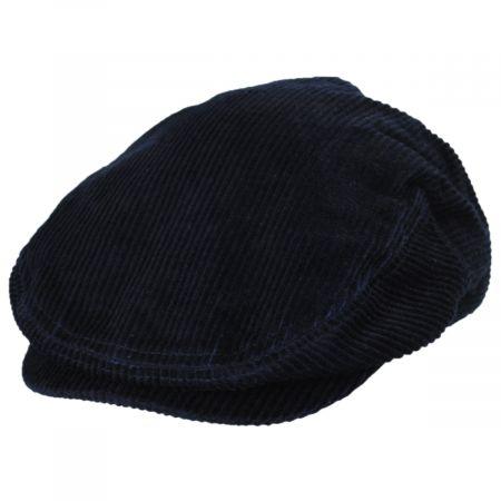 Brixton Hats Hooligan Lightweight Cotton Corduroy Ivy Cap