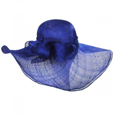 Beechmont Sinamay Straw Swinger Hat alternate view 5