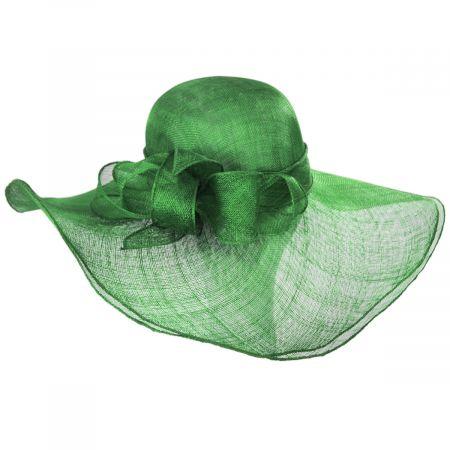 Beechmont Sinamay Straw Swinger Hat alternate view 9