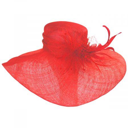 Hazelwood Sinamay Straw Swinger Hat alternate view 5