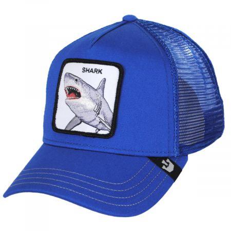 Jaws Mesh Trucker Snapback Baseball Cap