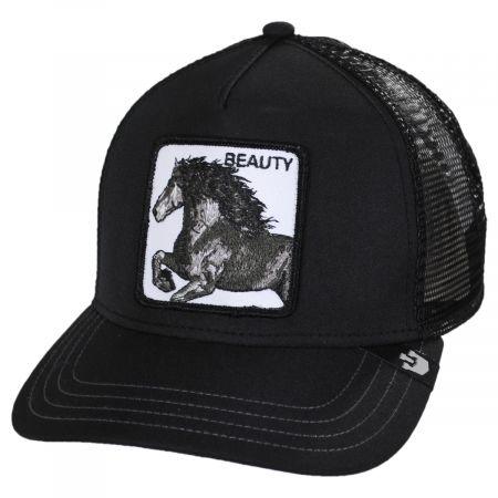 Beauty Mesh Trucker Snapback Baseball Cap