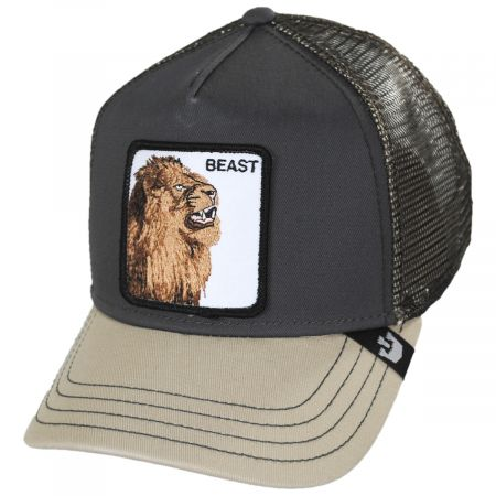 Goorin Bros Beast Mesh Trucker Snapback Baseball Cap