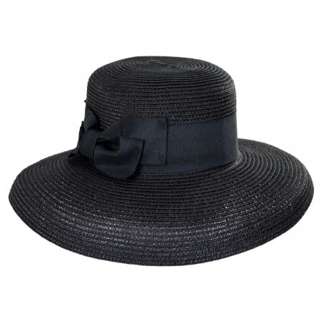 Toyo Straw Lampshade Hat