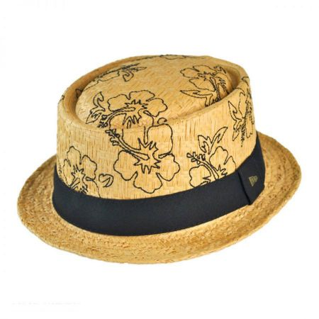 EK Collection by New Era Vaca Pork Pie Hat