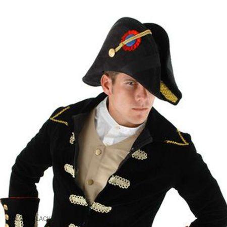 Elope Admiral Bicorn Military Hat