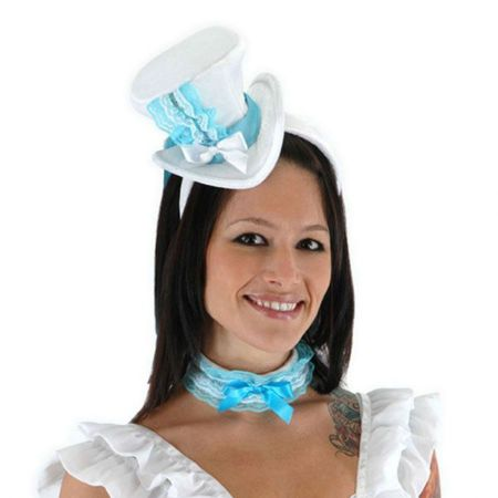Elope Alice Top Hat and Collar Set