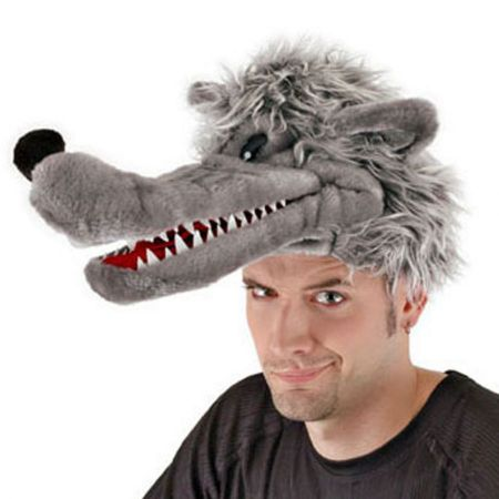 Big Bad Wolf Hat alternate view 1