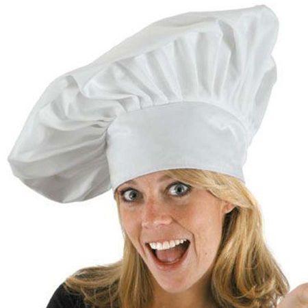Elope Chef Hat