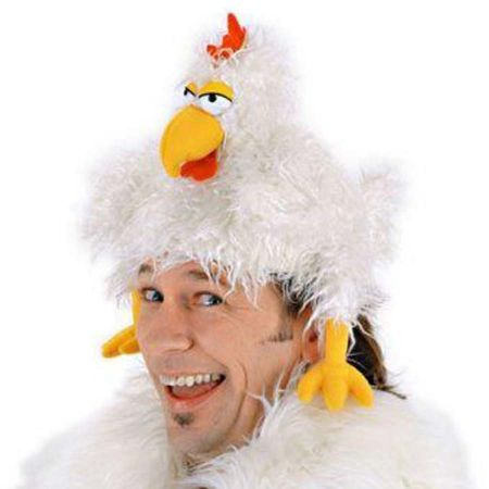 Elope Clucky Chicken Hat. Quick View for Elope Clucky Chicken Hat. In Novelty  Hats - View All 0b4184467f08