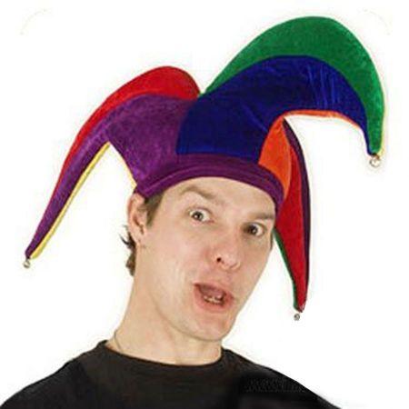 Court Jester Hat