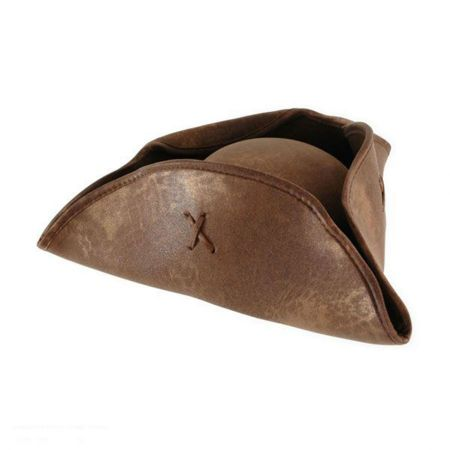 Disney Pirates of the Caribbean Jack Sparrow Tricorn Hat