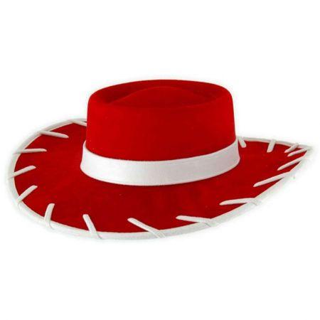 Elope Disney Toy Story Jessie Western Cowboy Hat
