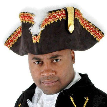 Elope Gov-Nah Tricorn Hat