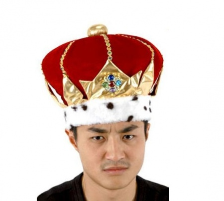 Adult King Hat