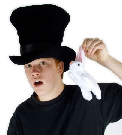 Magician's Top Hat - Adult alternate view 1