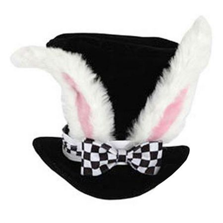 Elope March Hare Top Hat