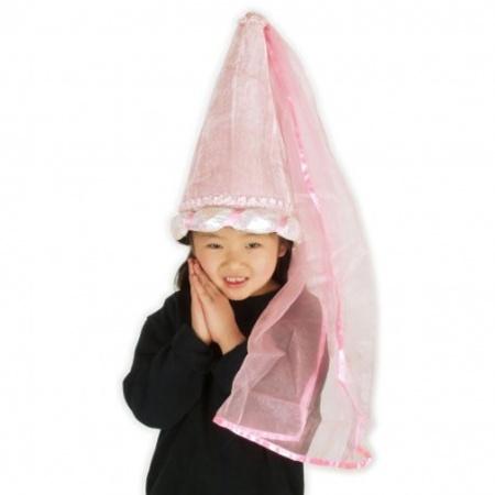 Elope Pink Princess Hat