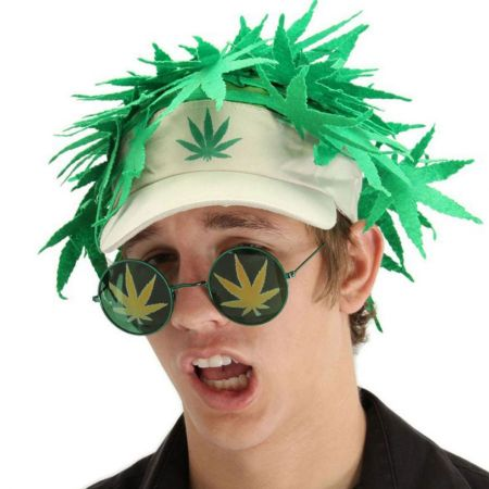 Pot Head Visor
