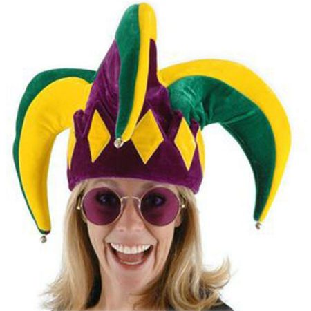 Royal Court Jester Hat