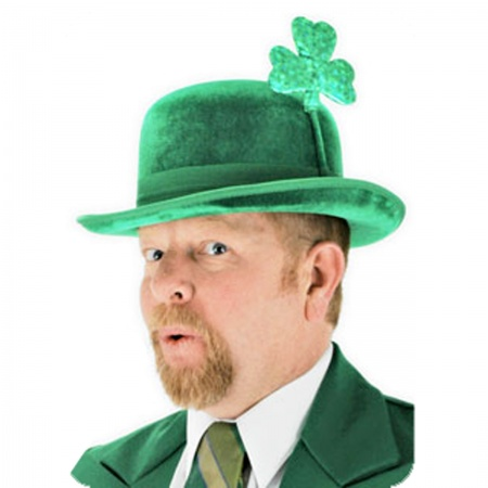 Elope St. Patty's Bowler Hat