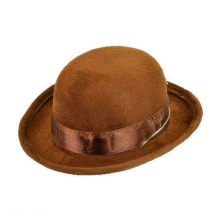 Steamworks Mini Bowler Hat
