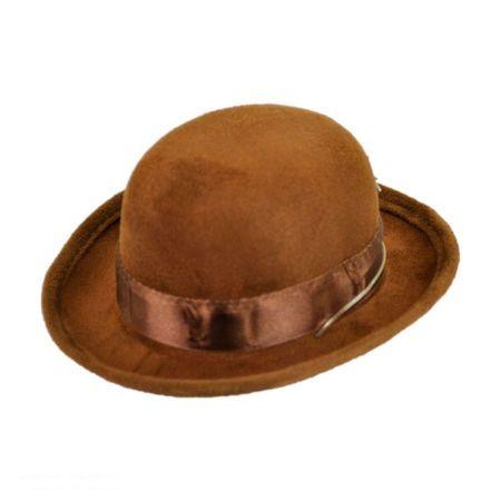 Elope Steamworks Mini Bowler Hat
