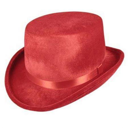 Elope Velvet Top Hat