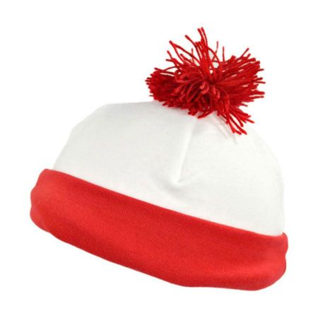 Where's Waldo Beanie Hat