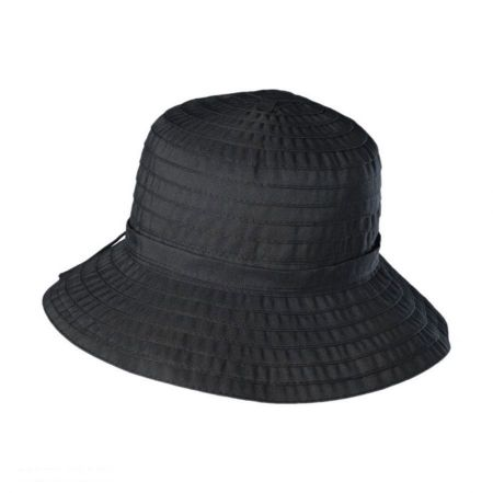 Bucket Escape Ribbon Crusher Hat