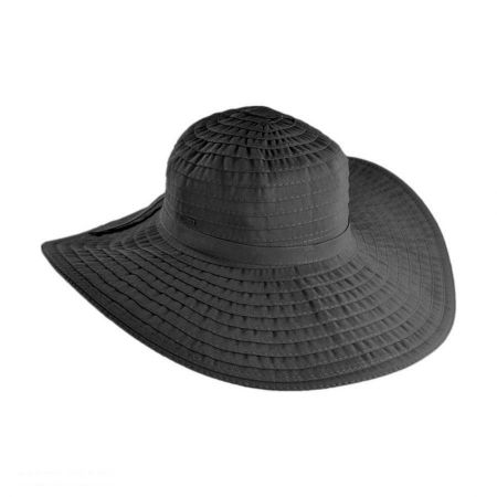 ETSIS Travel Escape Ribbon Crusher Hat