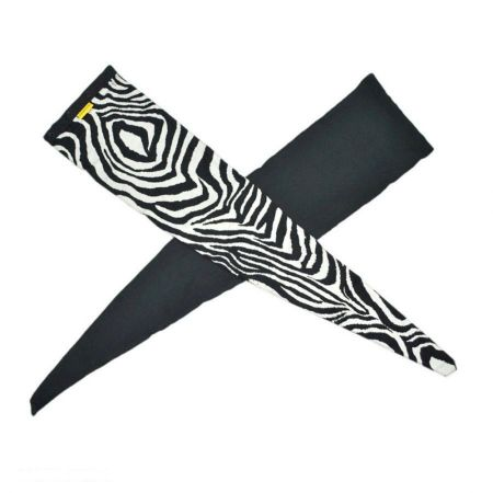 Zebra Fashion Sun Protection Panels