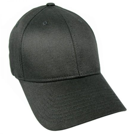 Bamboo and Cotton LoPro FlexFit Fitted Baseball Cap