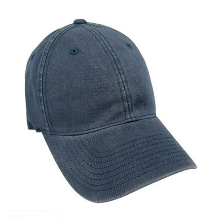 Garment Washed Twill LoPro 7 3/8 to 8 FlexFit Fitted Baseball Cap