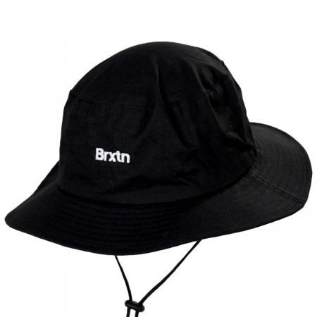 Brixton Hats Gate Cotton Bucket Hat