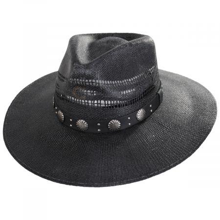 Sure Shot Toyo Straw Western Hat