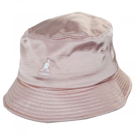 Kangol Liquid Mercury Cotton Bucket Hat