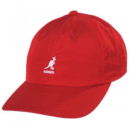 Kangol WR Fabric Strapback Baseball Cap