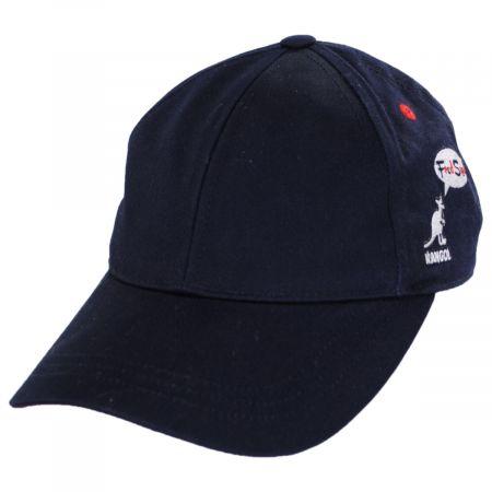 Fred Segal Cotton Baseball Cap