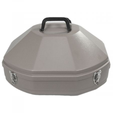 Western Hat Carrier Gray