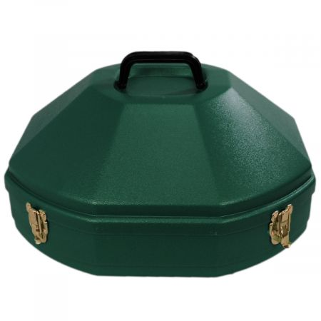 Western Hat Carrier Hunter Green