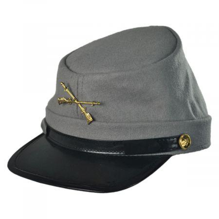 Jacobson Kepi Wool Civil War Cap