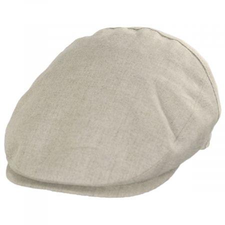 Stefeno Muro Linen Ivy Cap