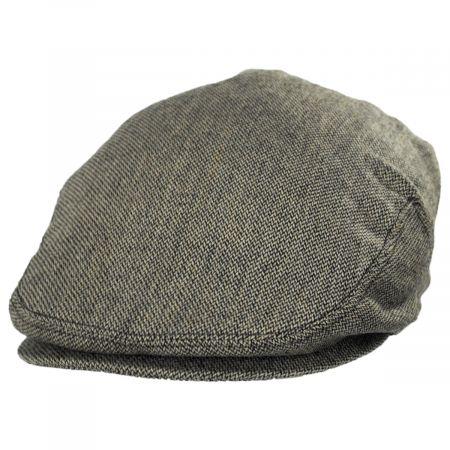 Baskerville Hat Company Knightsbridge Italian Wool Ivy Cap