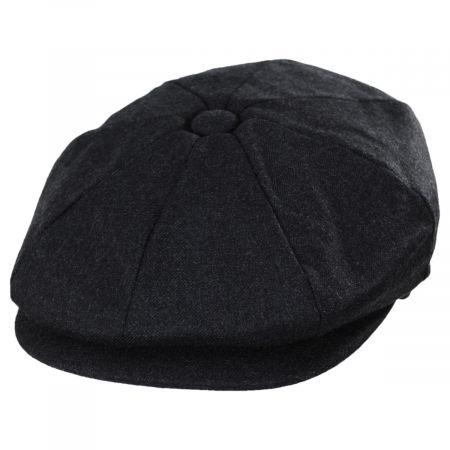 Putney Japanese Wool Newsboy Cap